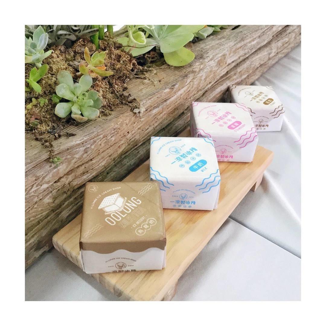 一涼製冰所-傳統冰品創新口味|小福砌商業空間設計
