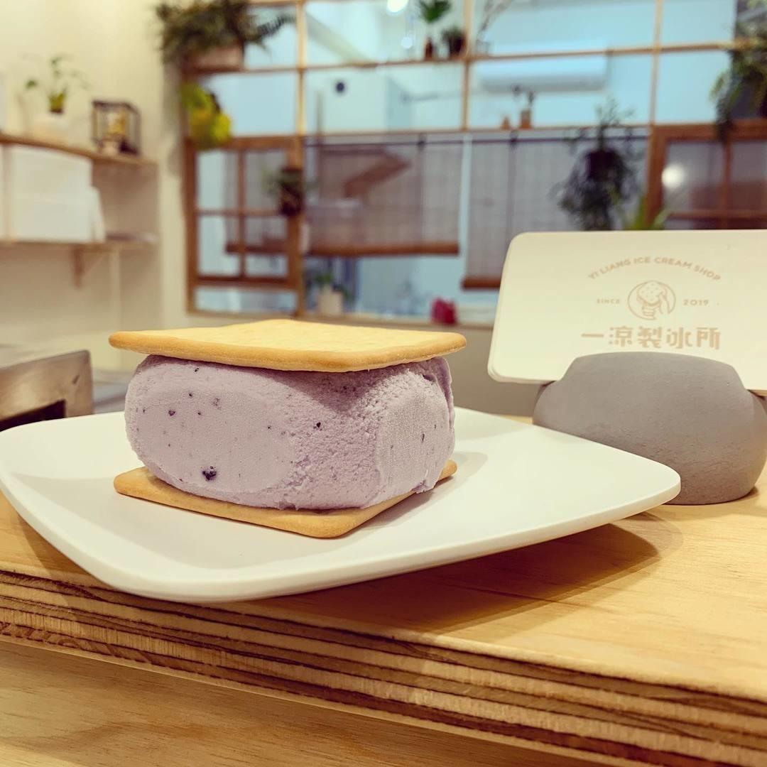 一涼製冰所-溝垻清涼冰店嘉義分店|小福砌商業空間設計