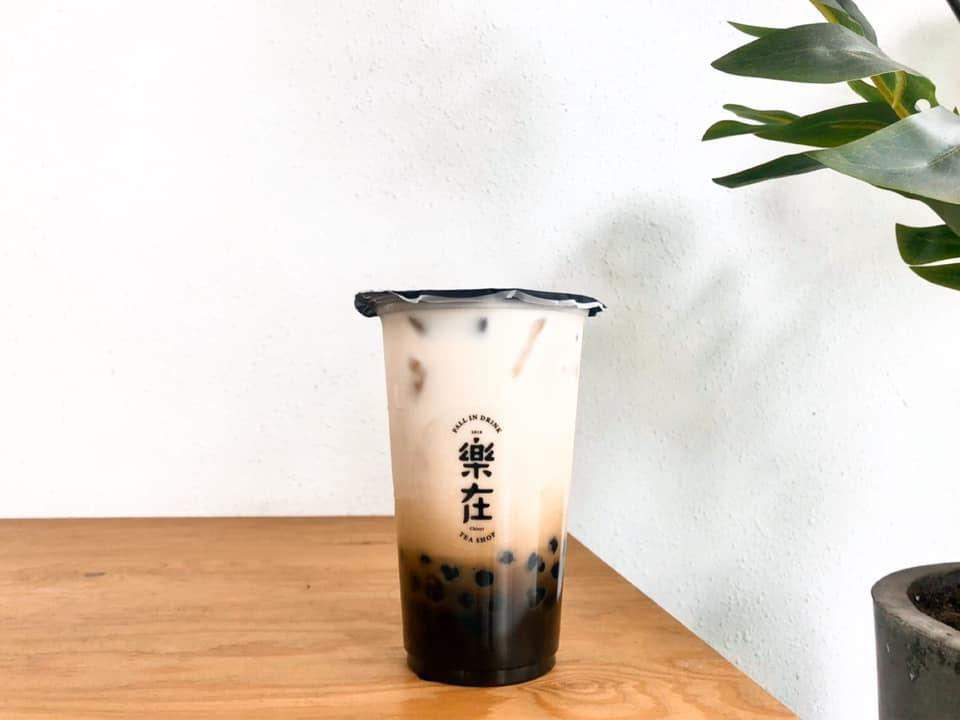 嘉義市西區樂在飲事所-黑糖珍珠鮮奶