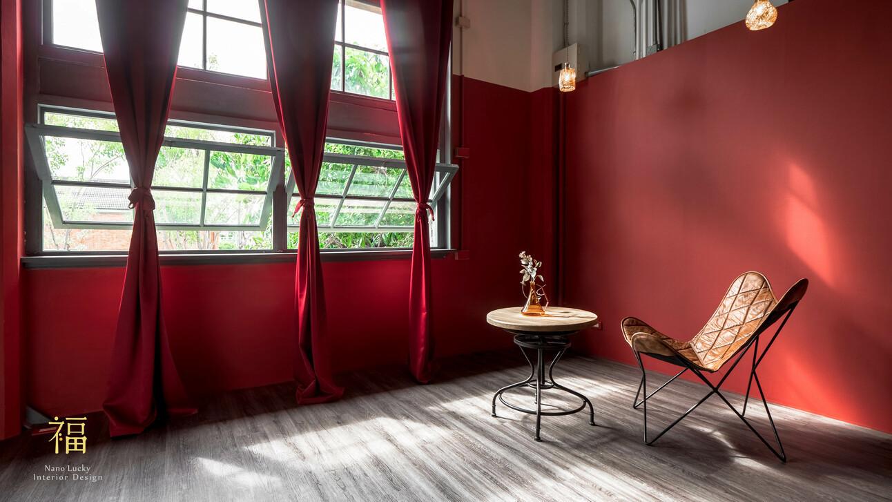 國王蝴蝶秘密基地roicafe咖啡廳-自家烘焙咖啡豆|小福砌商業咖啡廳空間設計