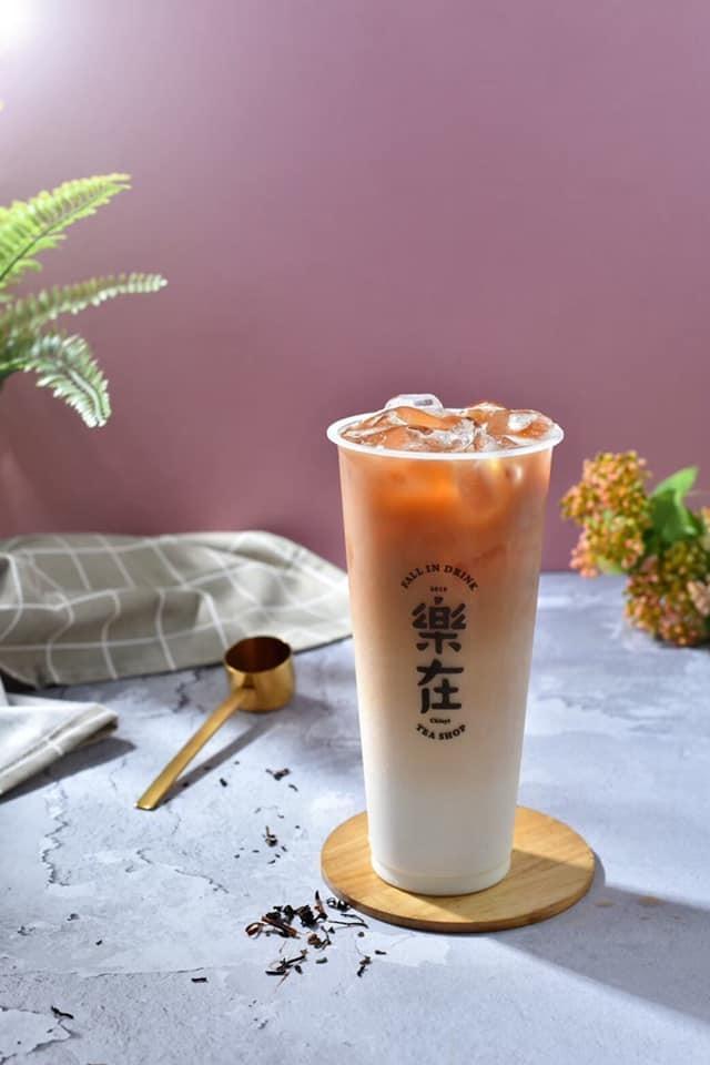 樂在飲事所-紅茶鮮乳