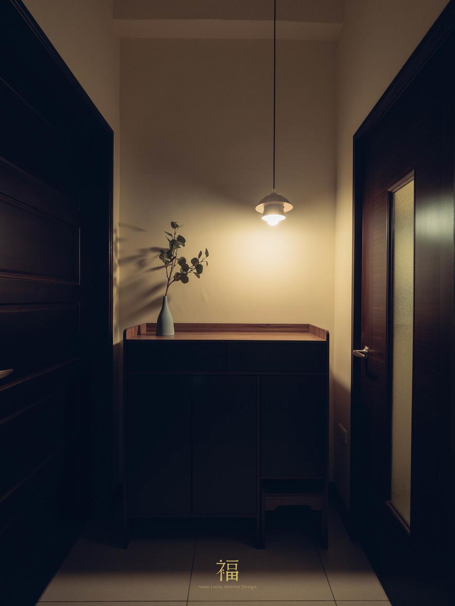 水上敦美|日系風格梯間走廊|嘉義住宅空間設計