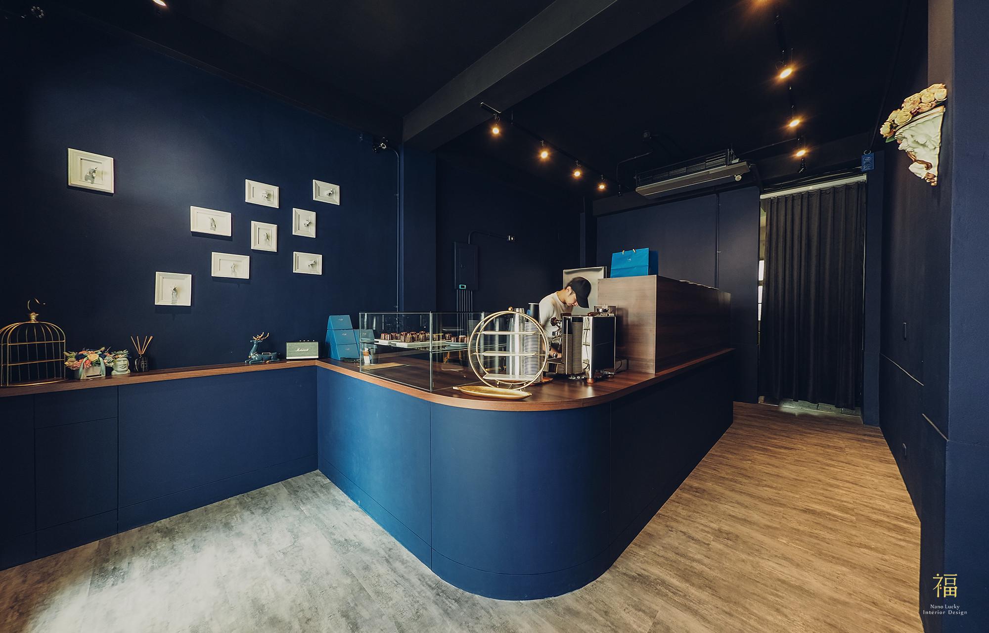 玖零甜食所嘉義可麗露專賣店-外帶店營運中|小福砌商業甜點空間設計