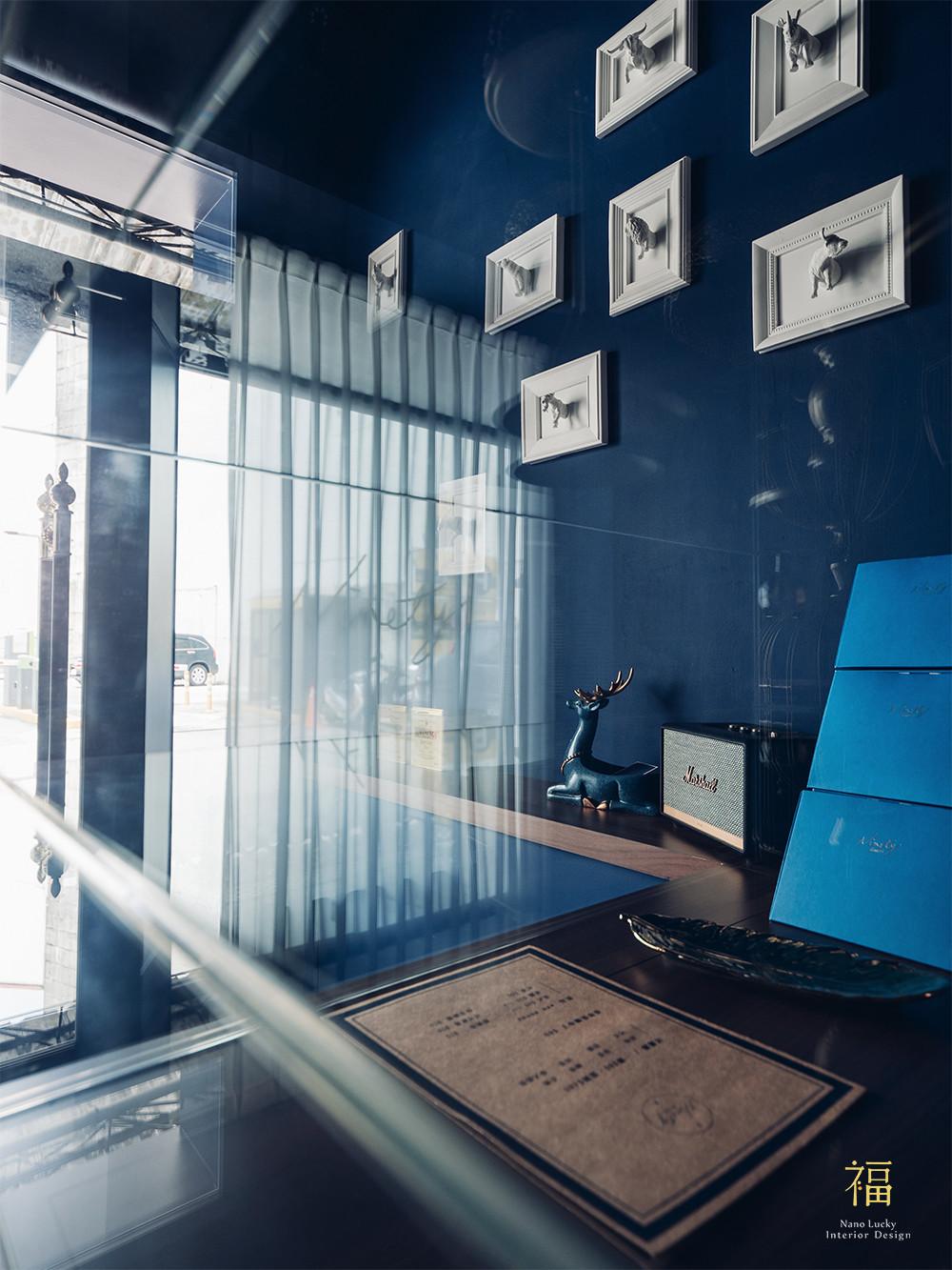 玖零甜食所嘉義可麗露專賣店-櫃檯設計|小福砌商業甜點空間設計