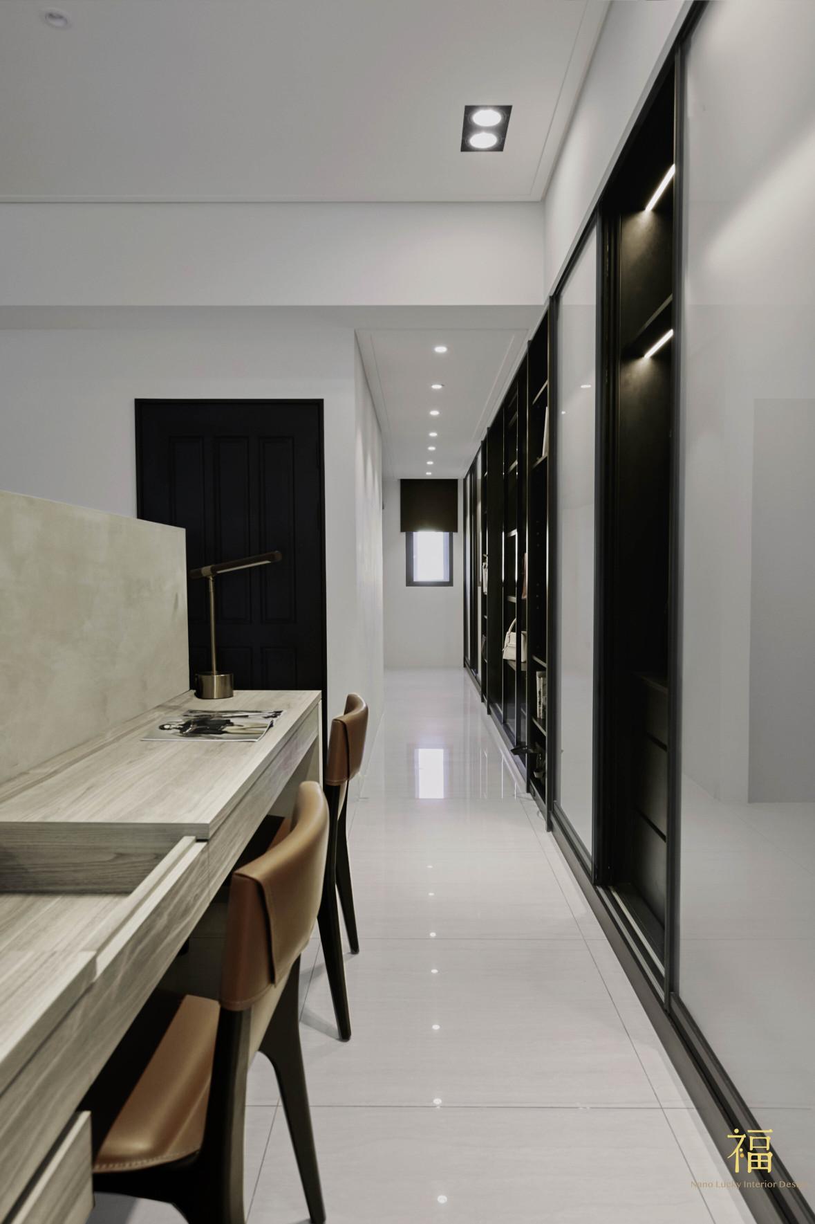 福宅雅居|多功能書桌妝台|嘉義住宅空間設計