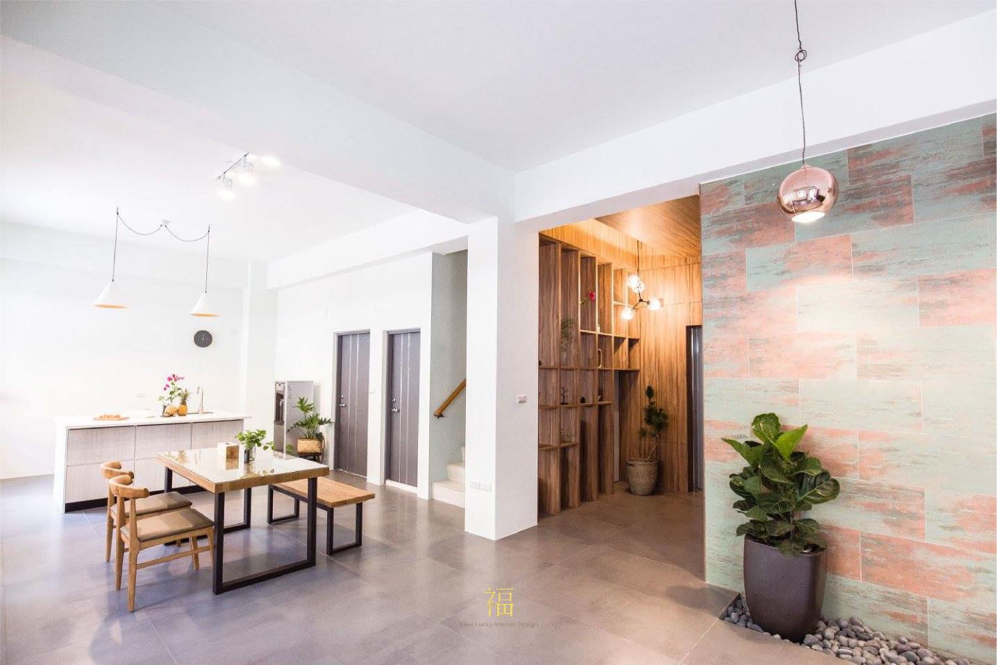 福櫻會館|宿舍交誼廳|嘉義宿舍空間設計