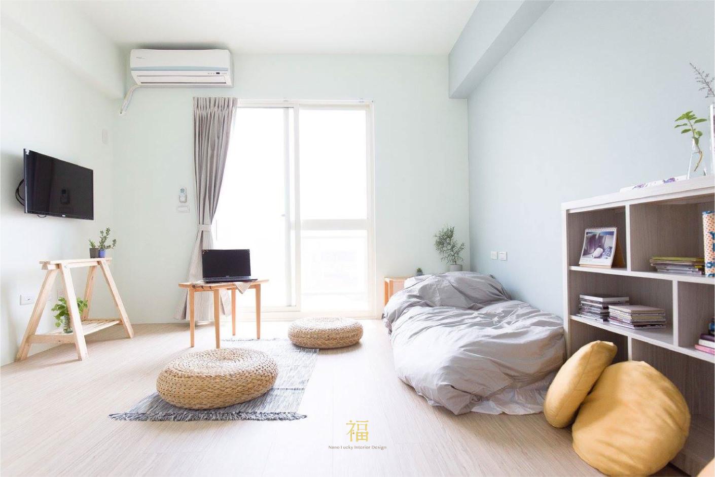 福櫻會館|民雄學生宿舍房間|嘉義宿舍空間設計