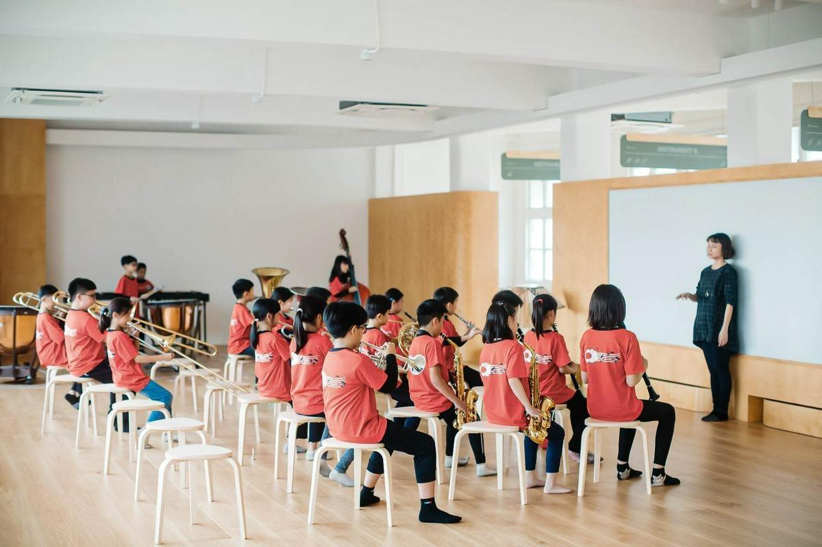 管樂團團練使用模式