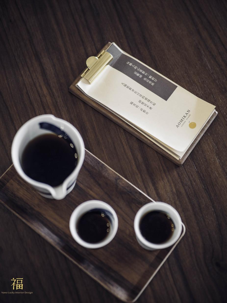 青橙坡上|嘉義手沖咖啡|小福砌商空設計