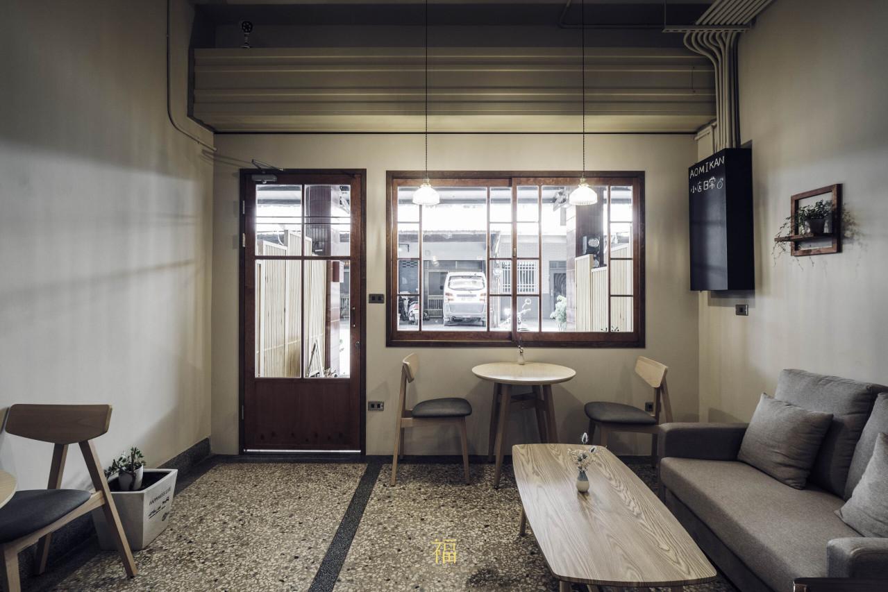 青橙坡上|日式鄉村小店風格|小福砌商空設計