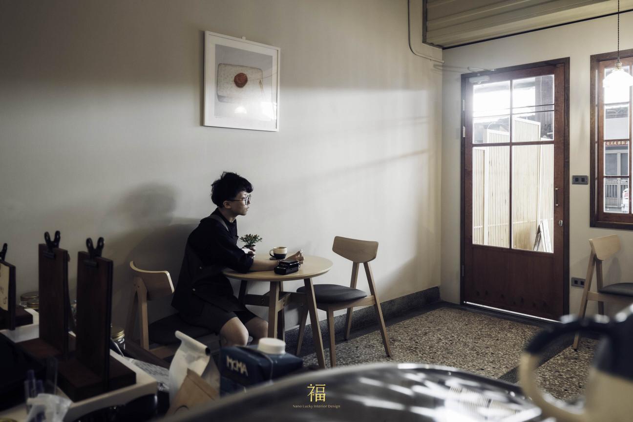 青橙坡上|獨立咖啡店|小福砌商空設計