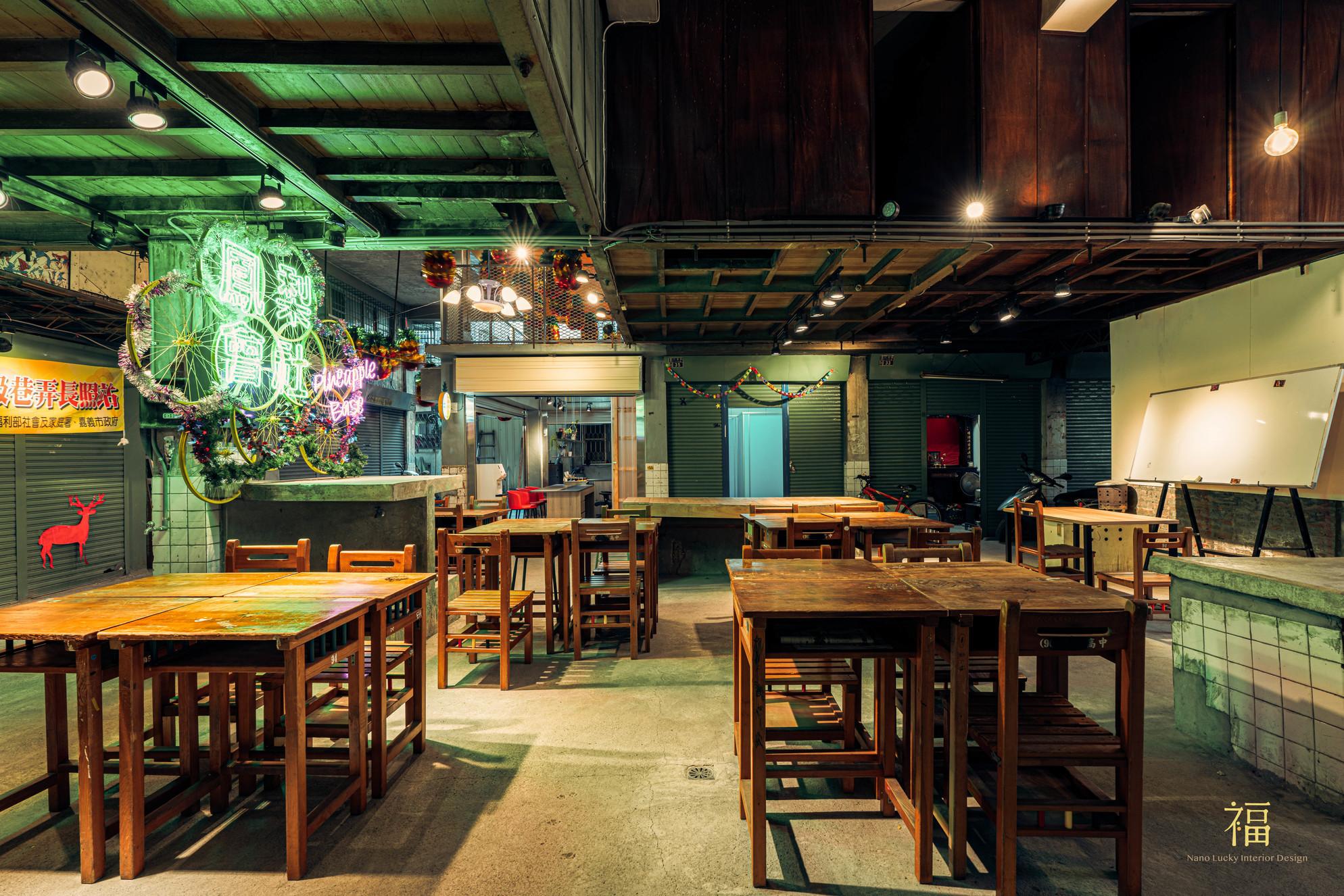 鳳梨會社5點0-鳳梨小學堂|小福砌社區空間規劃設計