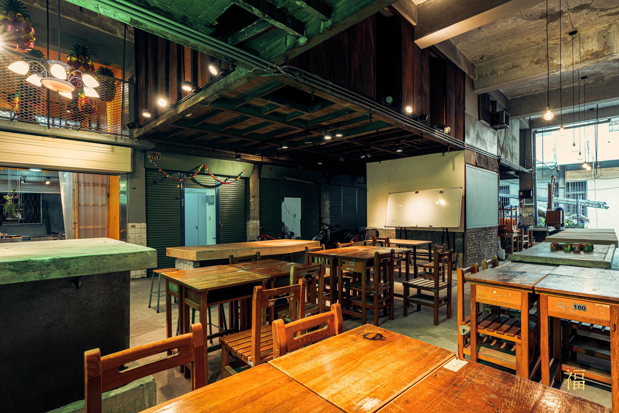 鳳梨會社5點0-c據點長照站|小福砌社區空間規劃設計