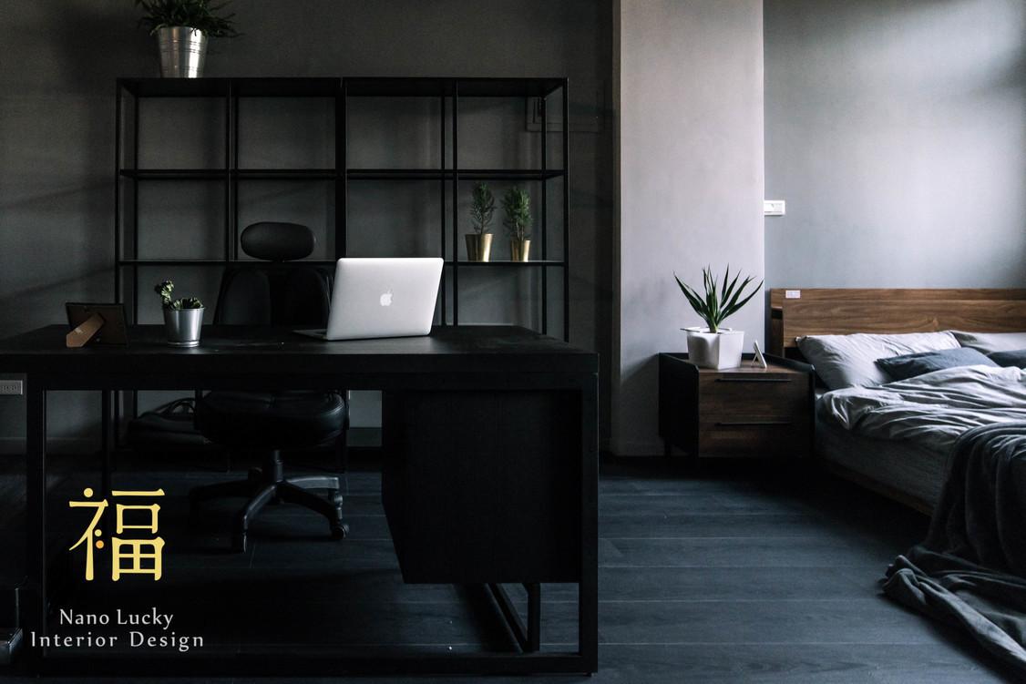 Nanolucky小福砌空間設計-市宅街王宅-住宅設計-現代簡約風