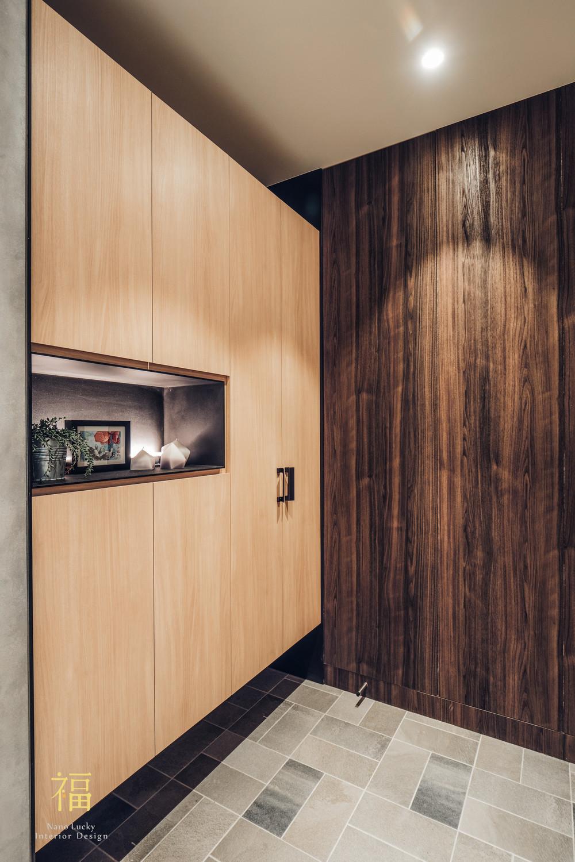 Nanolucky小福砌空間設計-盧森堡林宅-公寓住宅設計-輕奢北歐風