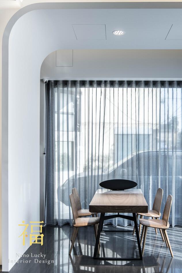 Nanolucky小福砌空間設計-海通路珠寶店-商空設計-商務接待所-輕奢北歐風