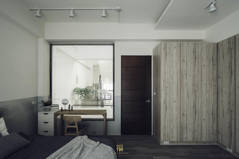 04福砌文鼎 臥室居家規劃 嘉義住宅空間設計