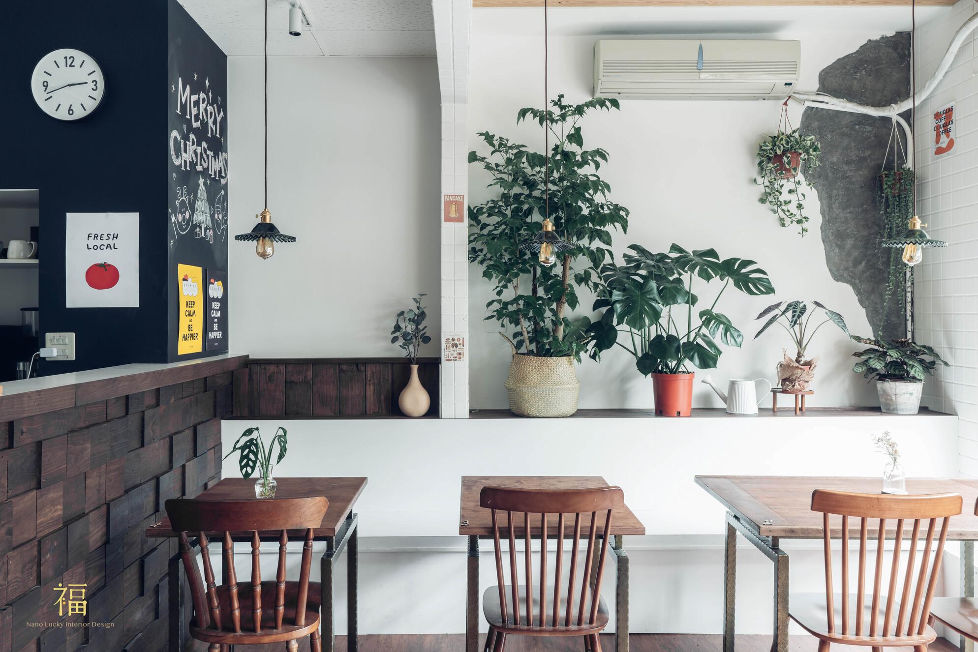 04簡約鄉村風格餐廳設計