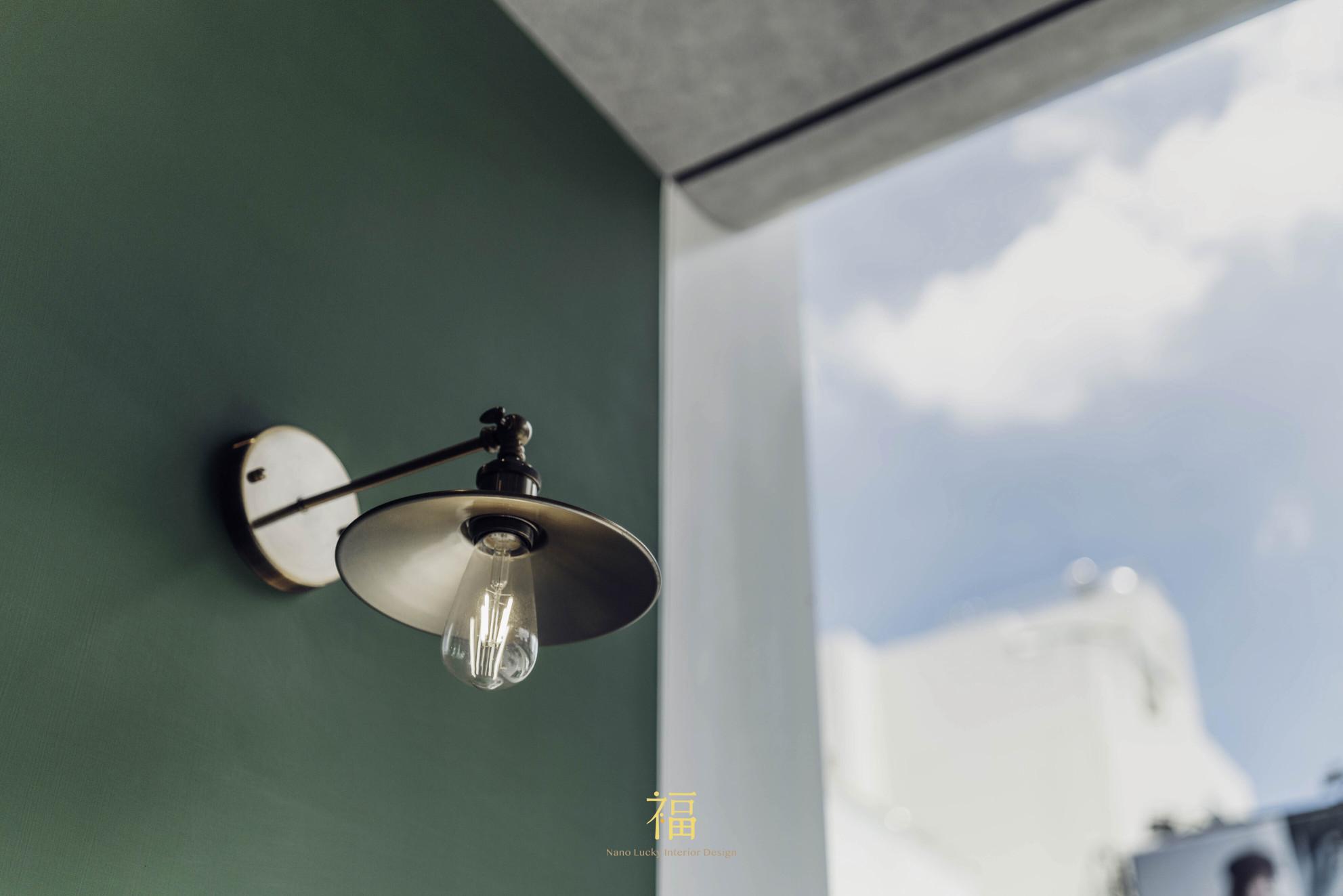 04野膳健康餐|復古造型燈飾|小福砌商空設計