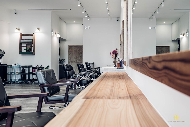05嘉義太保日系髮廊lislushairsalonstory-沙龍吧檯桌|小福砌商業美髮沙龍空間設計