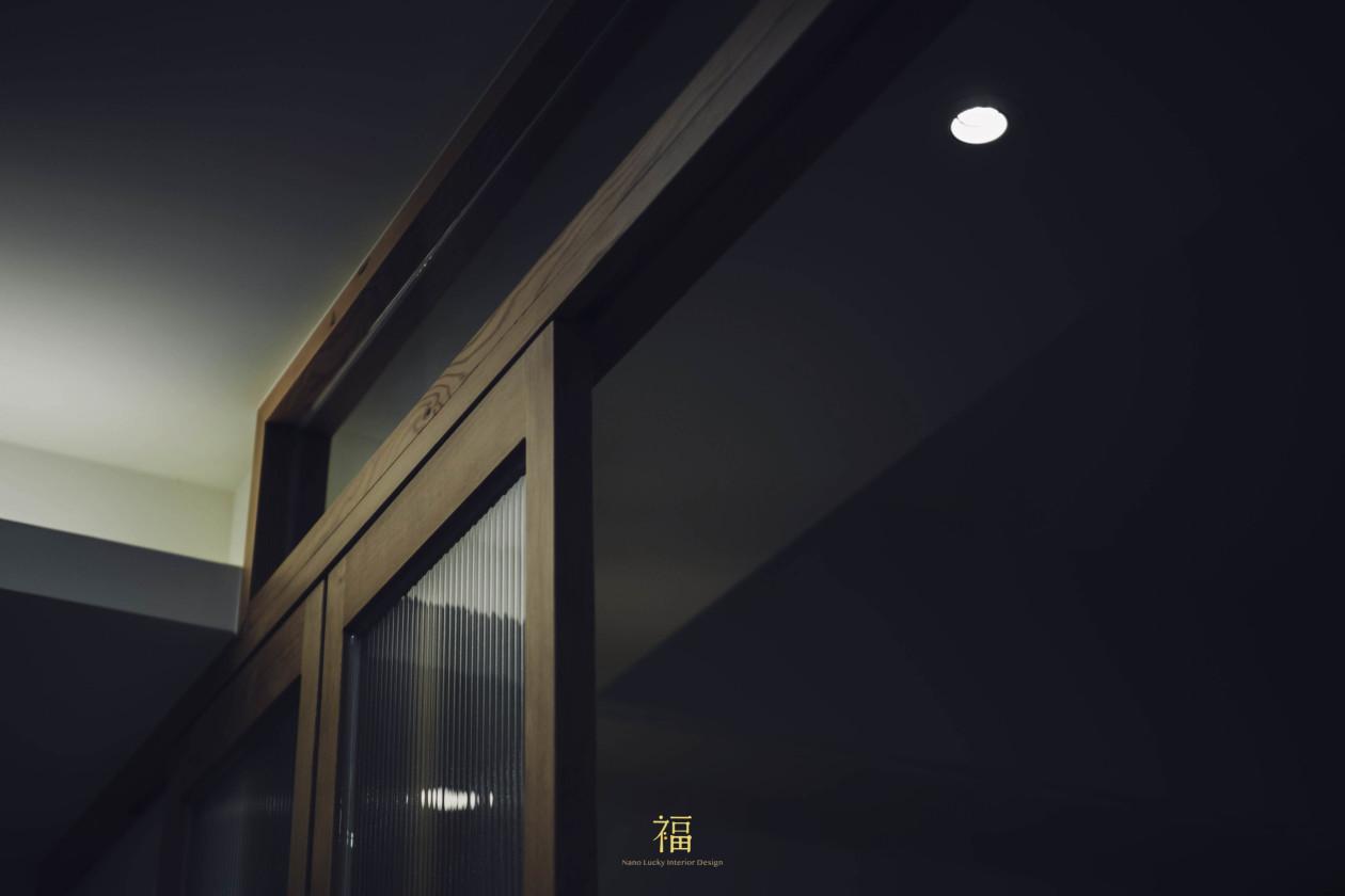 05福砌尚讚|隔間門框設計|嘉義住宅空間設