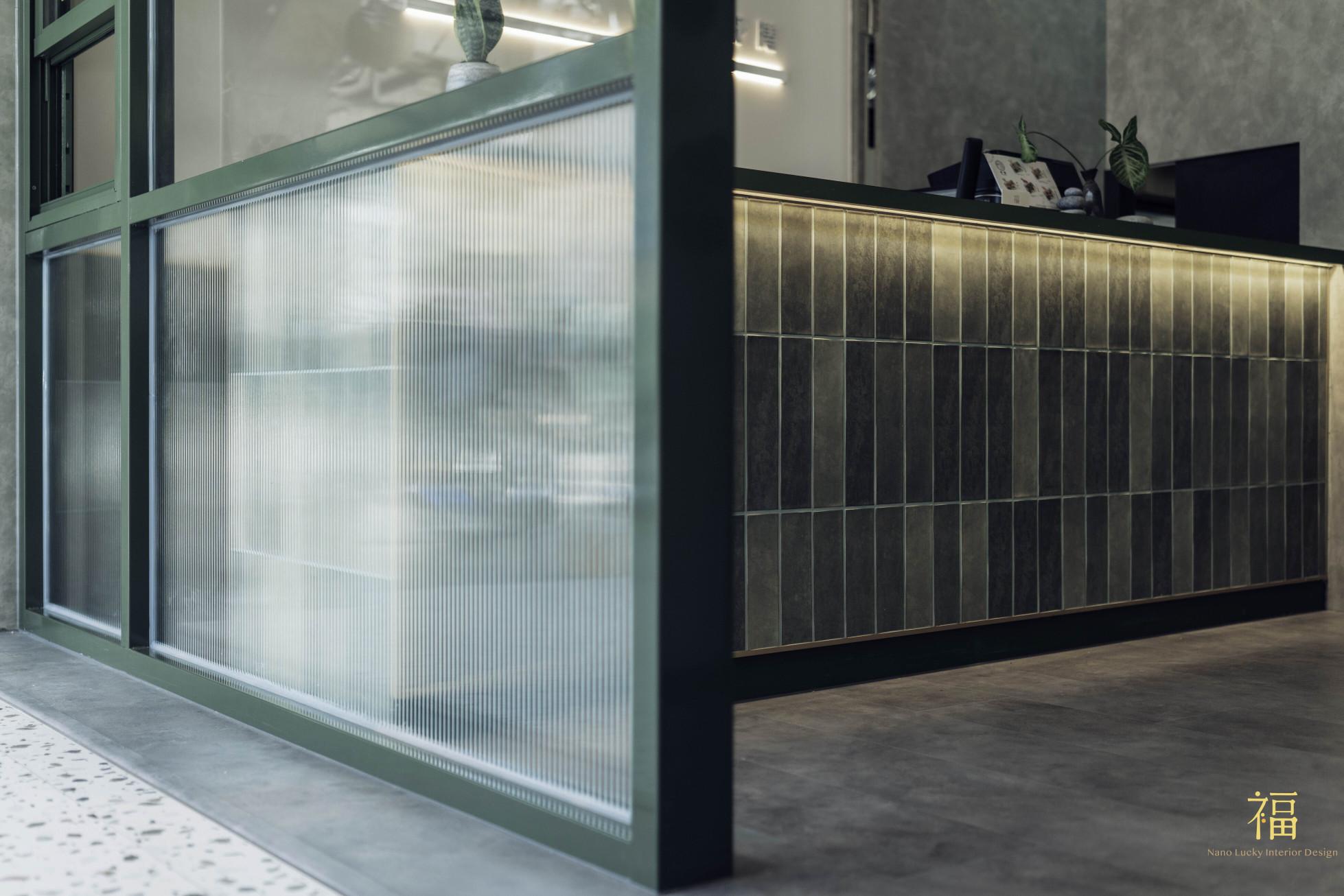 05野膳健康餐|長虹玻璃櫥窗|小福砌商空設計