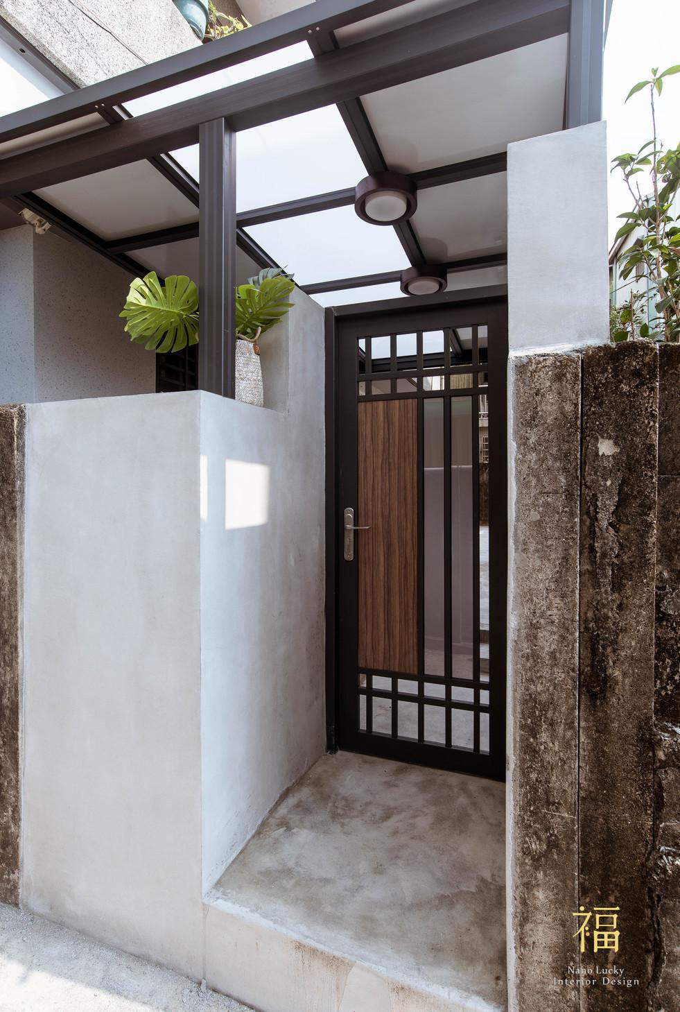 Nanolucky小福砌空間設計-小蘋果之家-建築設計-舊屋翻新-外觀設計修整