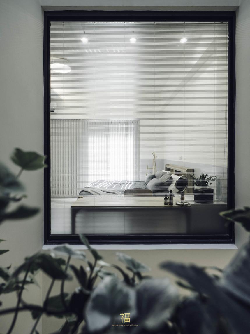 07福砌文鼎 自然採光窗戶 嘉義住宅空間設計