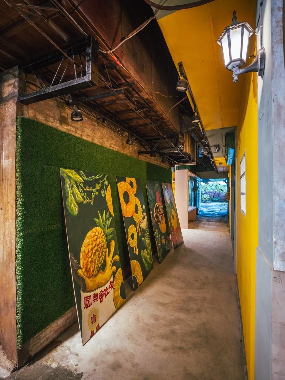 Nanolucky小福砌空間設計-鳳梨會社4.0-商空設計-社區再造-仁愛市場再生