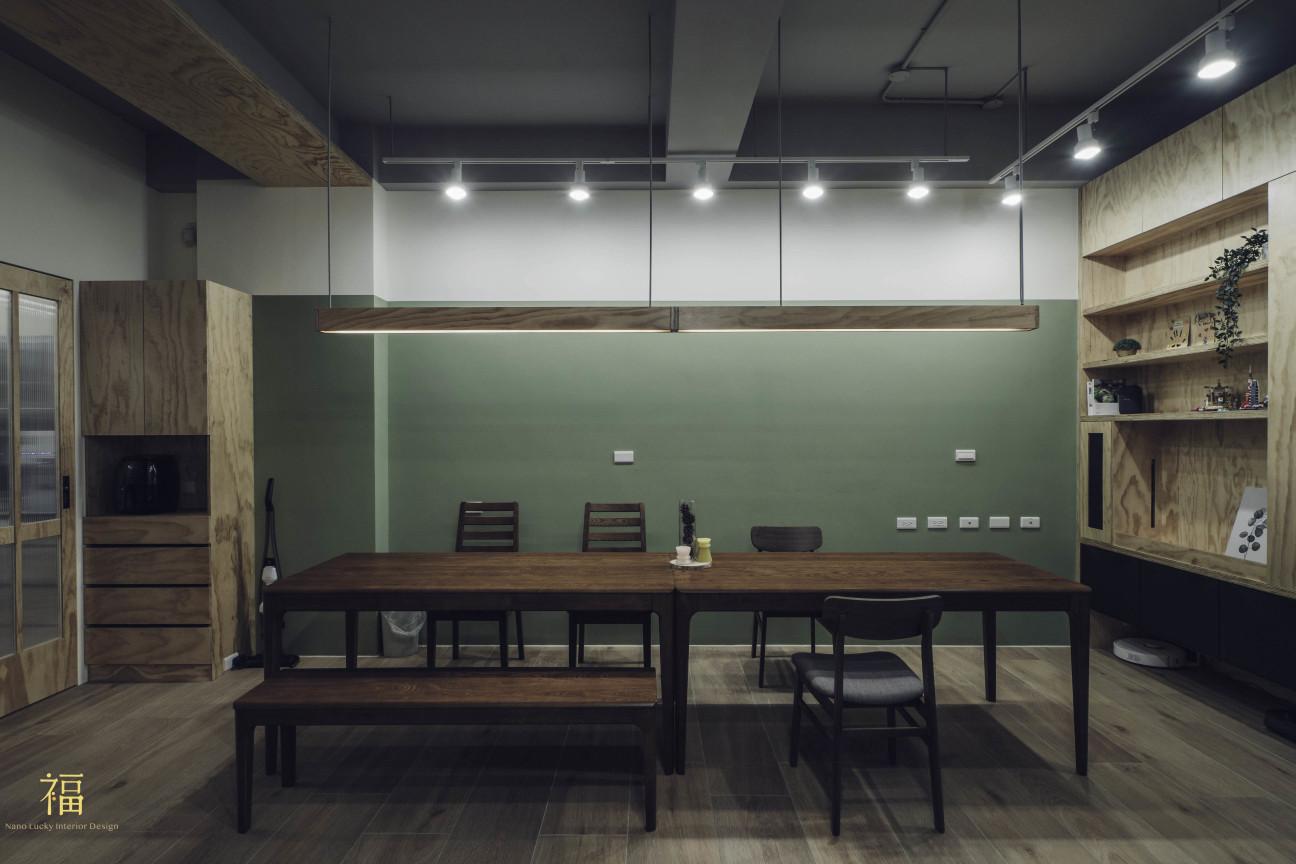 08福砌文鼎 居家餐廳風格 嘉義住宅空間設計
