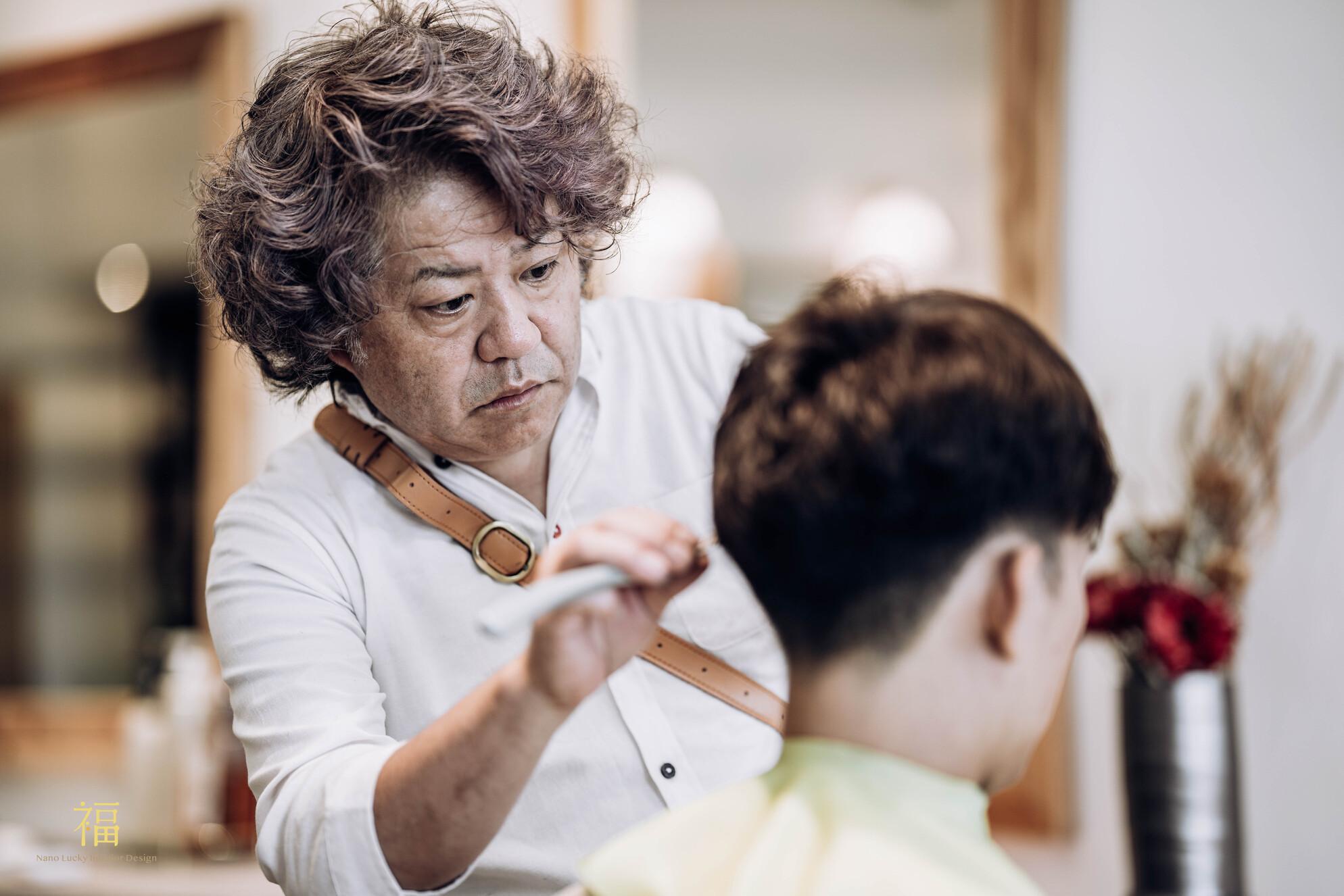 09嘉義太保日系髮廊lislushairsalonstory-純正日式手藝美髮沙龍2|小福砌商業美髮沙龍空間設計