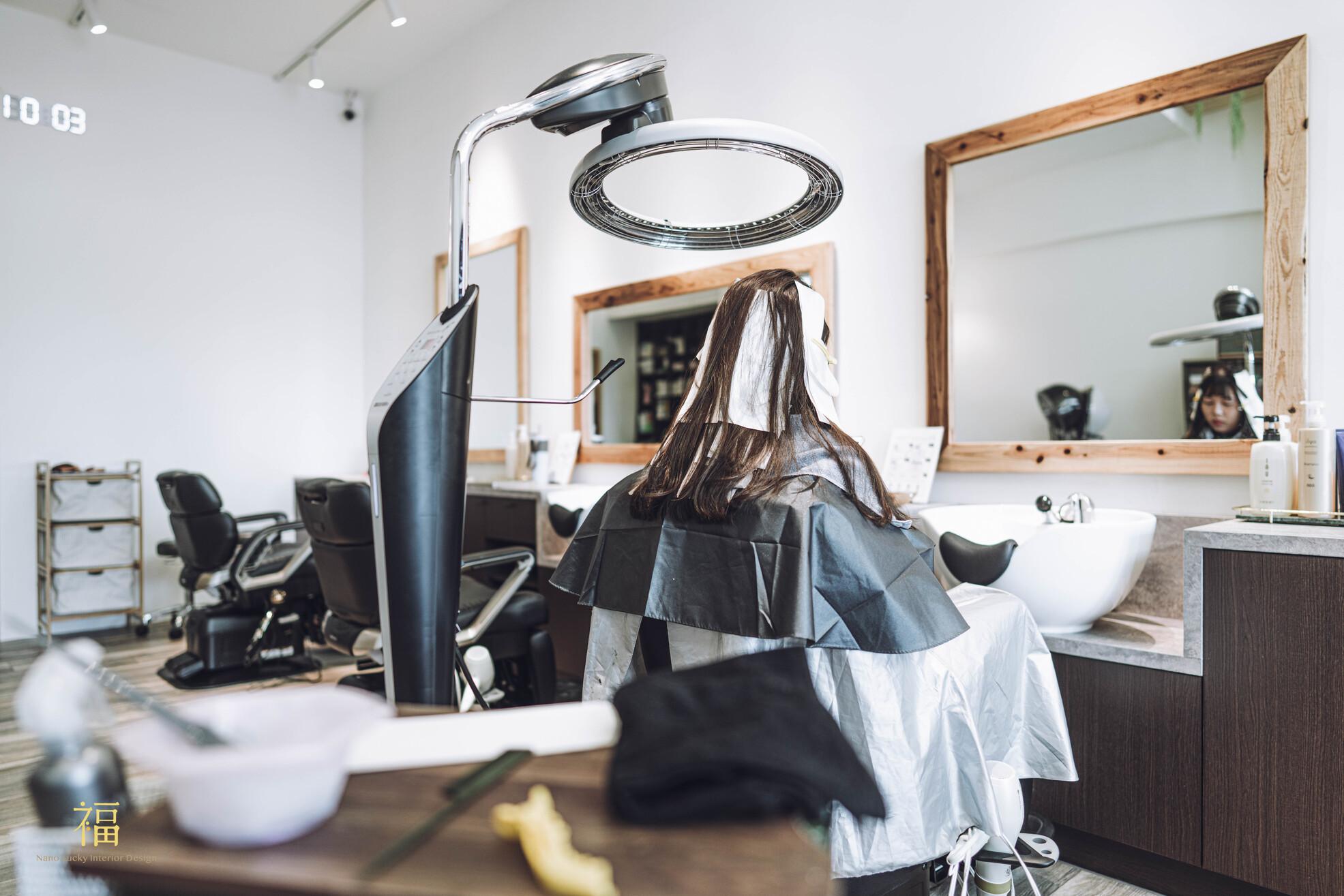 10嘉義太保日系髮廊lislushairsalonstory-純正日式手藝美髮沙龍4|小福砌商業美髮沙龍空間設計