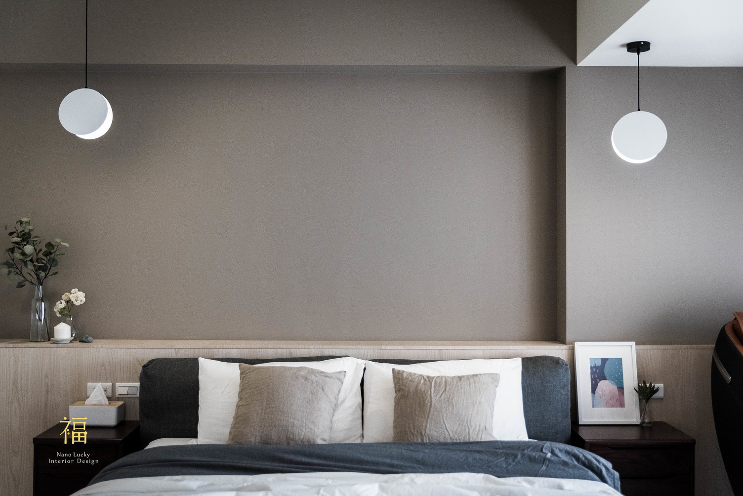 Nanolucky小福砌空間設計-敦煌五期A2-透天住宅設計-簡約北歐風