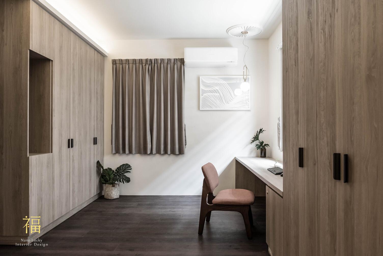 Nanolucky小福砌空間設計-小蘋果之家-住宅設計-現代北歐風-舊屋翻新
