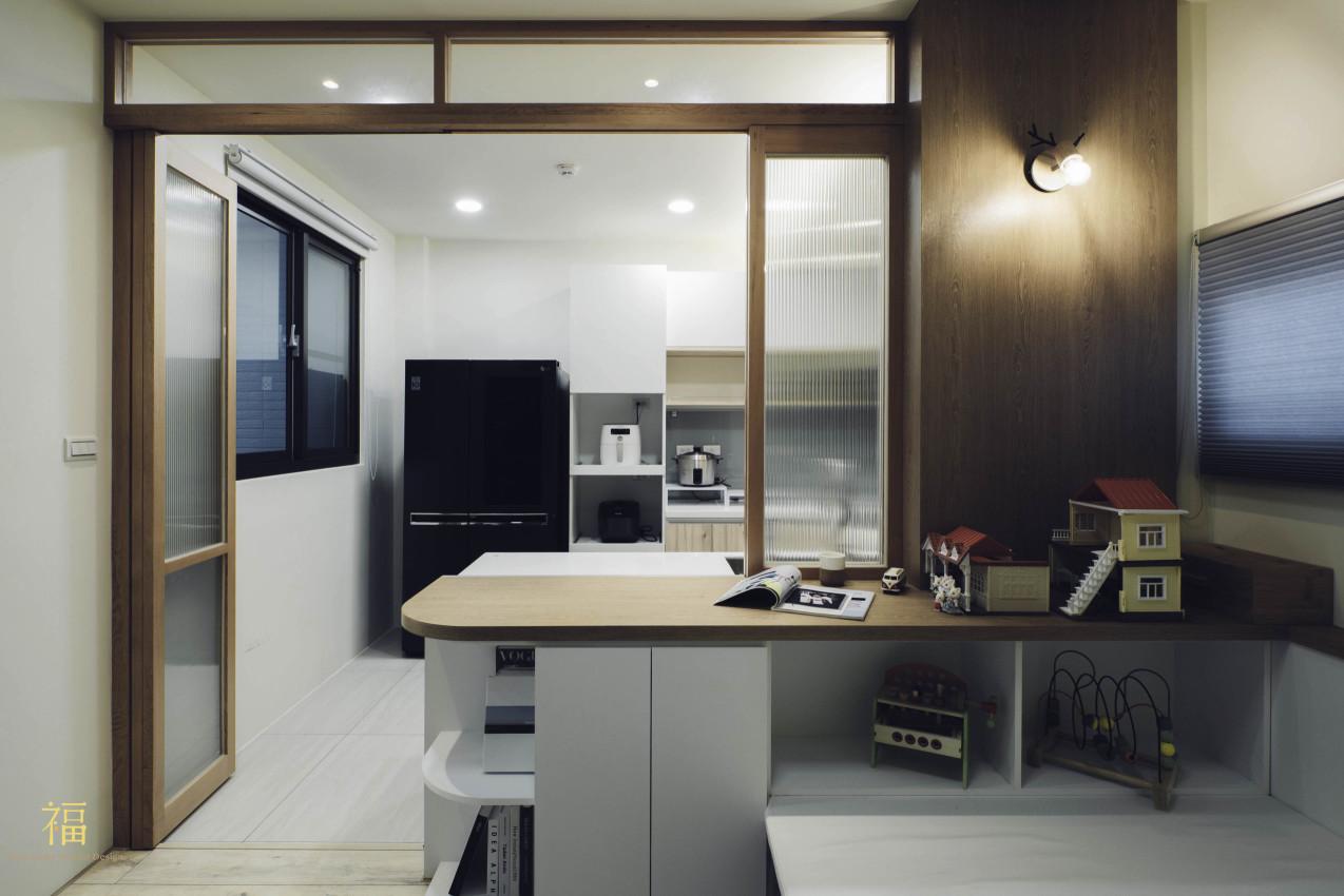 11福砌尚讚|多機能性空間場域|嘉義住宅空間設