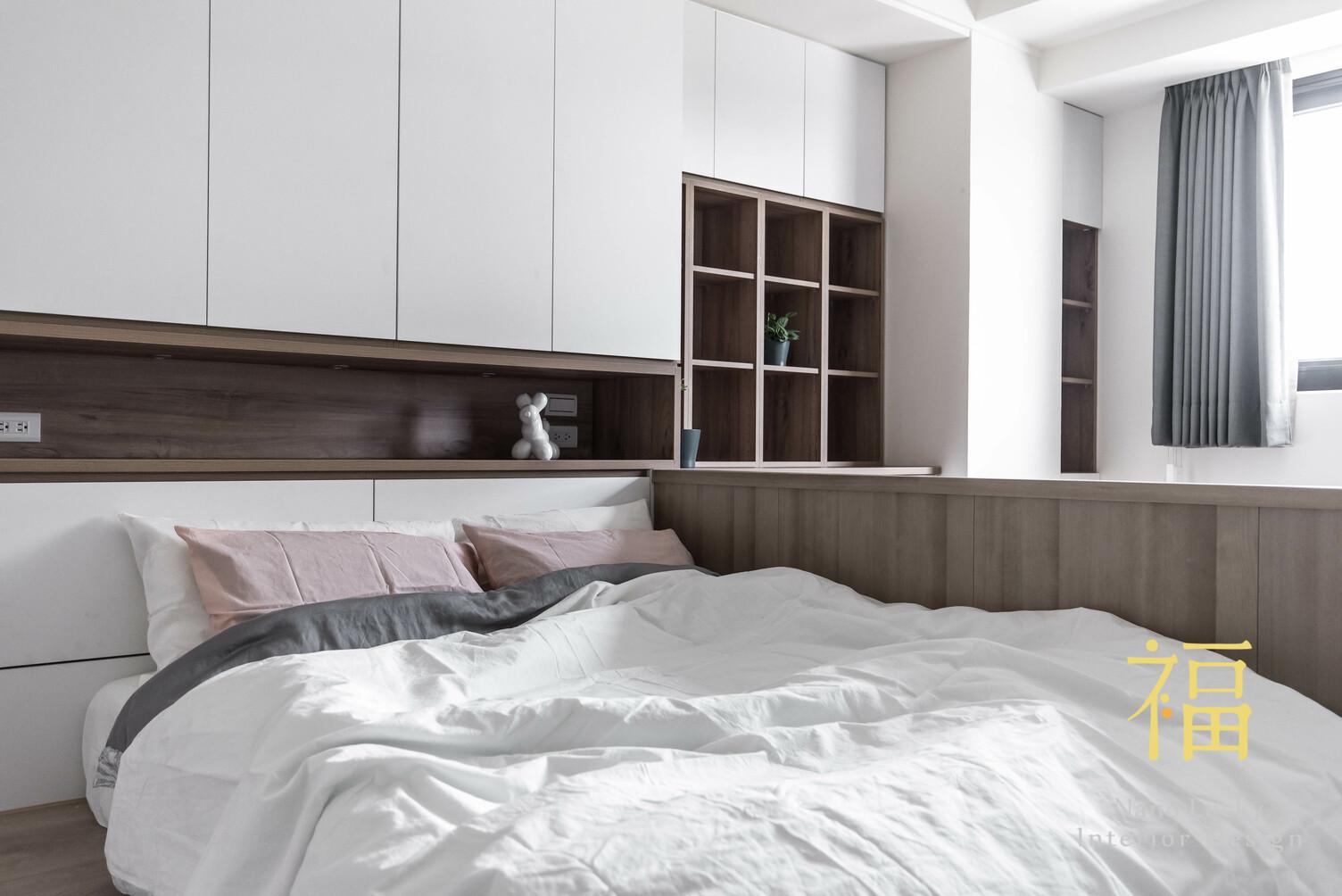 Nanolucky小福砌空間設計-開元路涂宅-透天住宅設計-現代北歐風