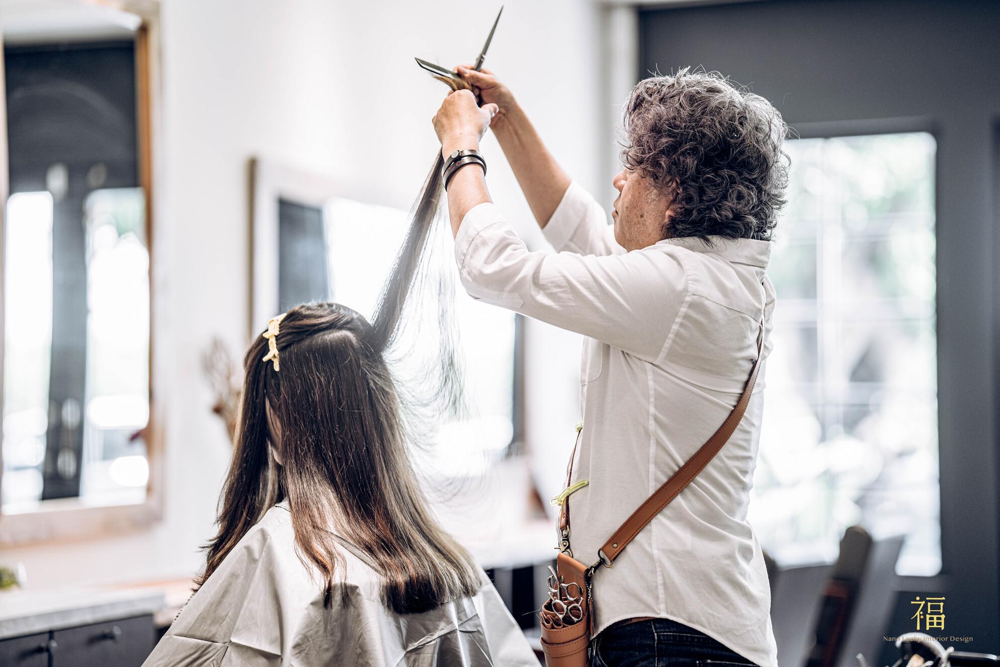 12嘉義太保日系髮廊lislushairsalonstory-日本美髮師|小福砌商業美髮沙龍空間設計