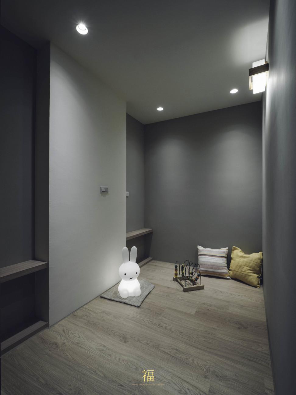 13福砌文鼎 親子遊戲房 嘉義住宅空間設計