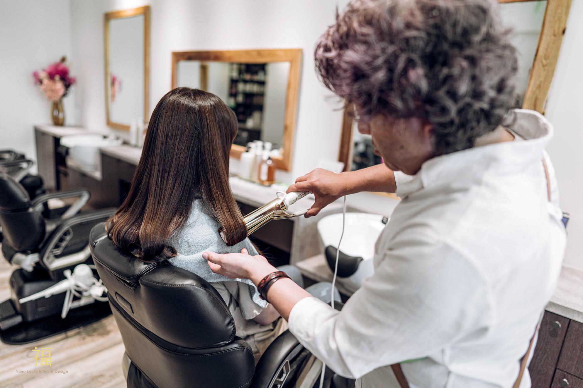 14嘉義太保日系髮廊lislushairsalonstory-太保美髮沙龍|小福砌商業美髮沙龍空間設計