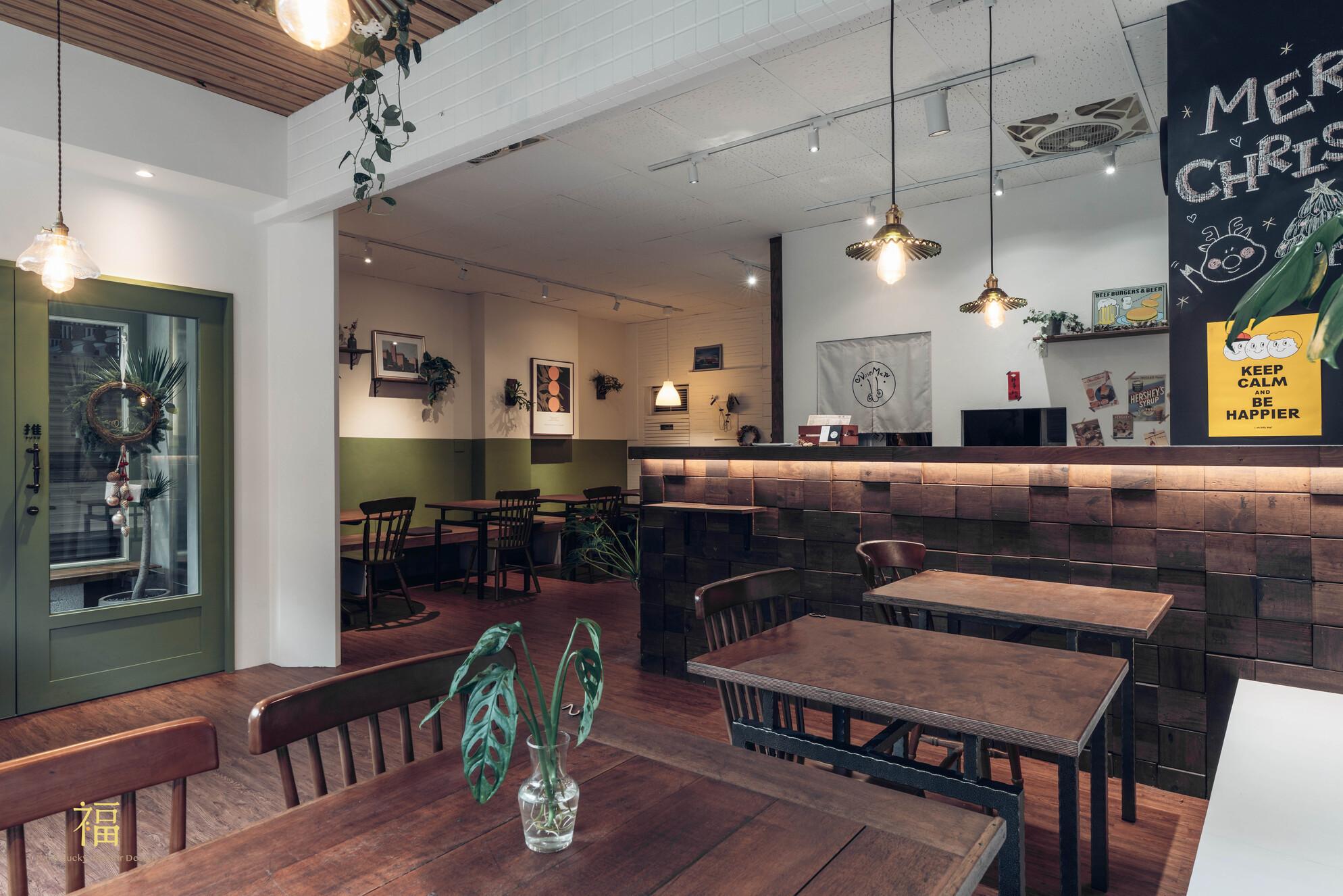 14木作質感餐桌椅設計