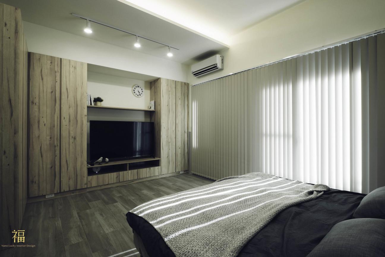 15福砌文鼎 主臥室規劃 嘉義住宅空間設計