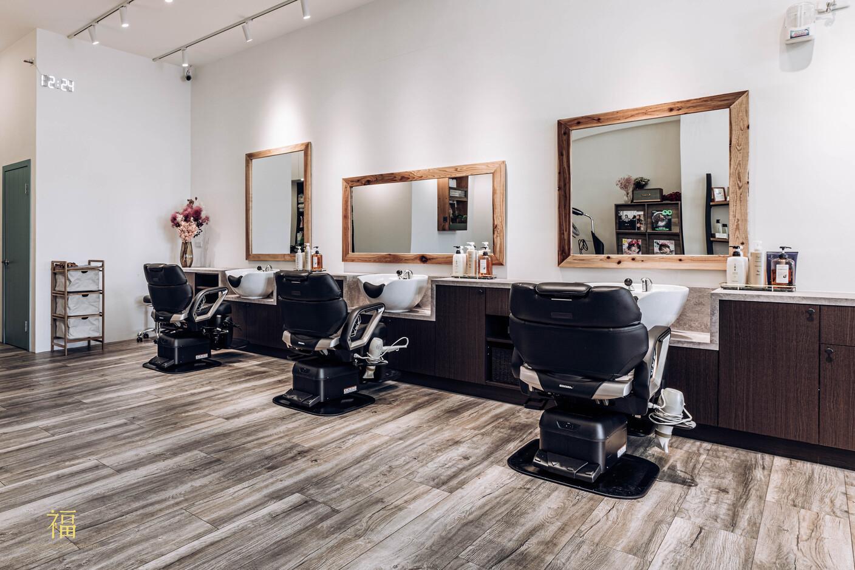 22嘉義太保日系髮廊lislushairsalonstory-美髮椅|小福砌商業美髮沙龍空間設計