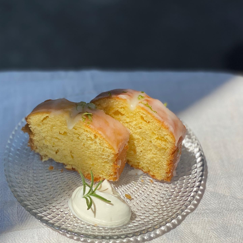 baron-scones嘉義英式司康專門店-檸檬磅蛋糕 小福砌商業甜點空間設計