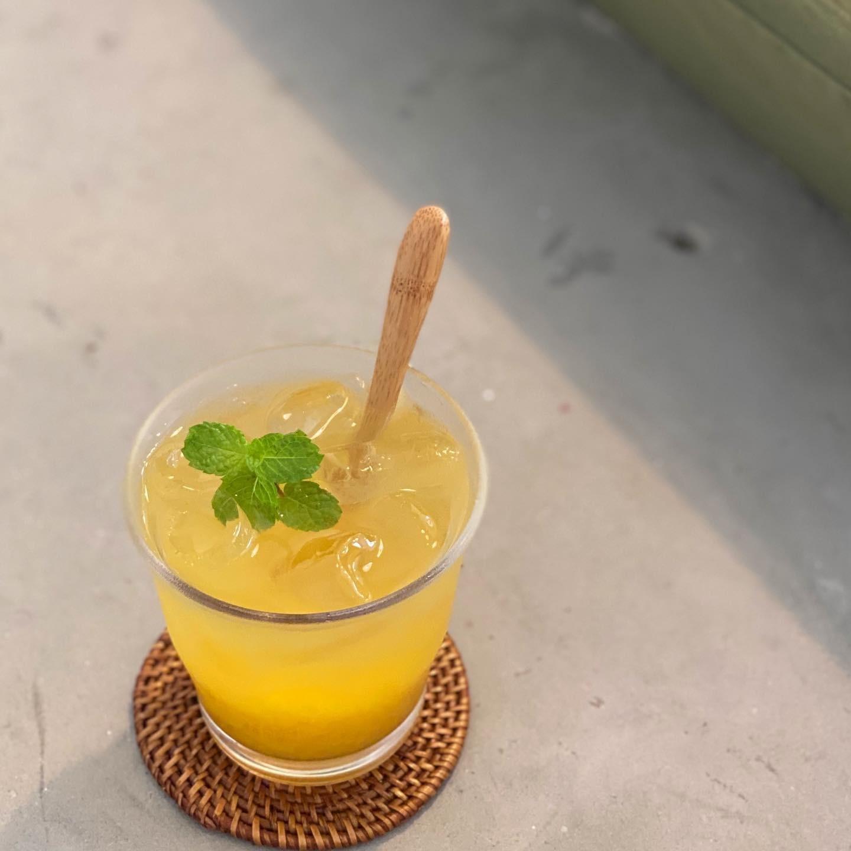 baron-scones嘉義英式司康專門店-自製鳳梨芒果果醬冰茶 小福砌商業甜點空間設計