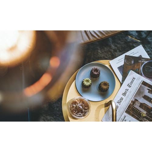 嘉義就吃得到!譽為天使之鈴的法式經典-「玖零甜食所」可麗露專賣店