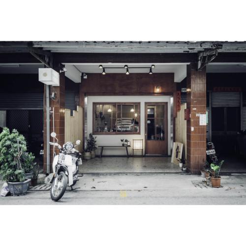 川式手沖淺焙咖啡與日式烤糰子專門店|嘉義東區『青橙坡上』咖啡廳