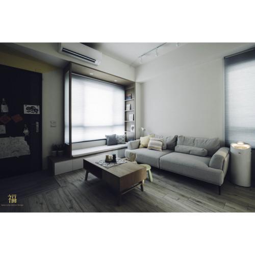 打造溫馨親子空間,互動無侷限的北歐溫暖宅|小福砌空間設計