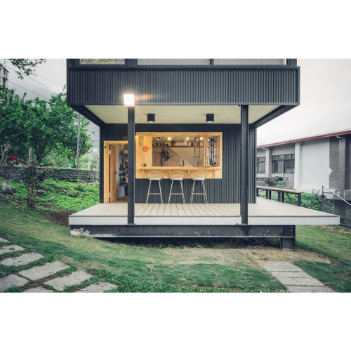 有時間影像__山角鐵茶屋